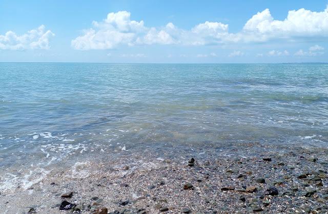 laut biru kotabaru