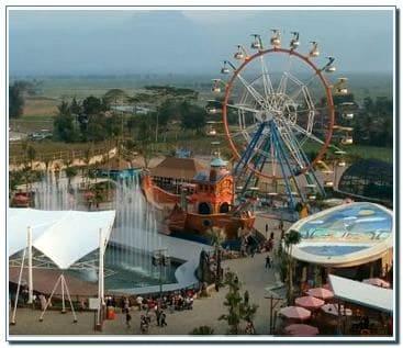 Saloka Theme Park Harga Tiket