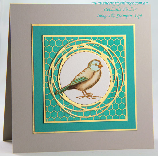 #thecraftythinker #stampinup #saleabration #inkitstampitbloghop #cardmaking #freeasabird , Sale-A-Bration, Free As A Bird, Painted Labels Dies, Ink it! Stamp it! Blog Hop, Stampin' Up Demonstrator, Stephanie Fischer, Sydney NSW