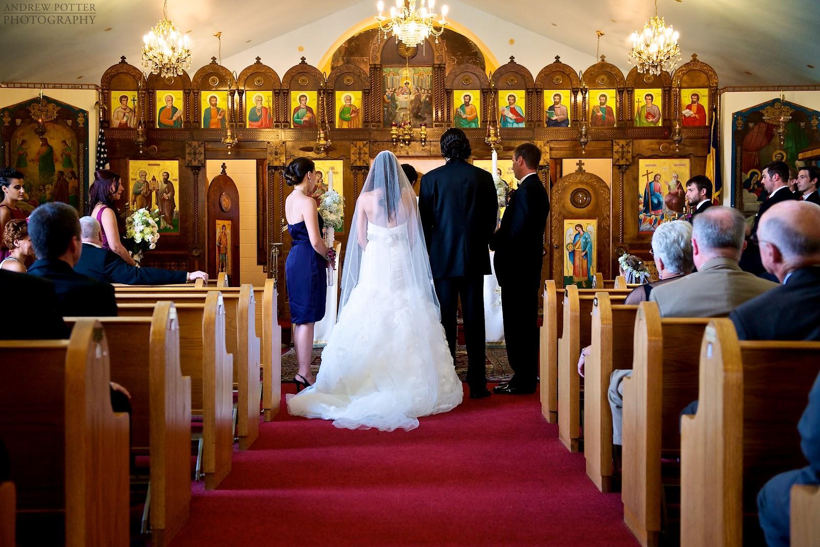 Wedding Ceremonies: Andrew Potter Photo Blog: Romanian Wedding Ceremony