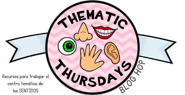 Thematic Thursdays: Recursos para trabajar los 5 sentidos en inglés