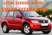 fusebox suzuki GRAND VITARA