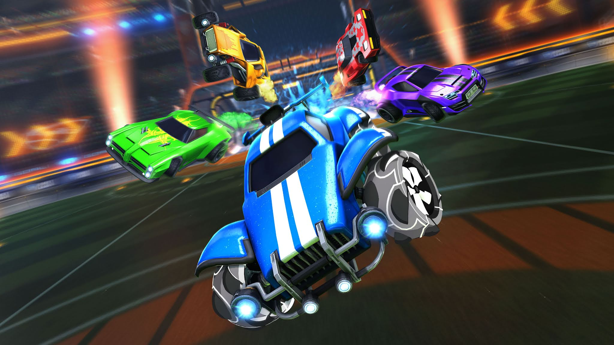 ROCKET LEAGUE: HOW TO ACTIVATE VOICE CHAT IN CROSS PLAY