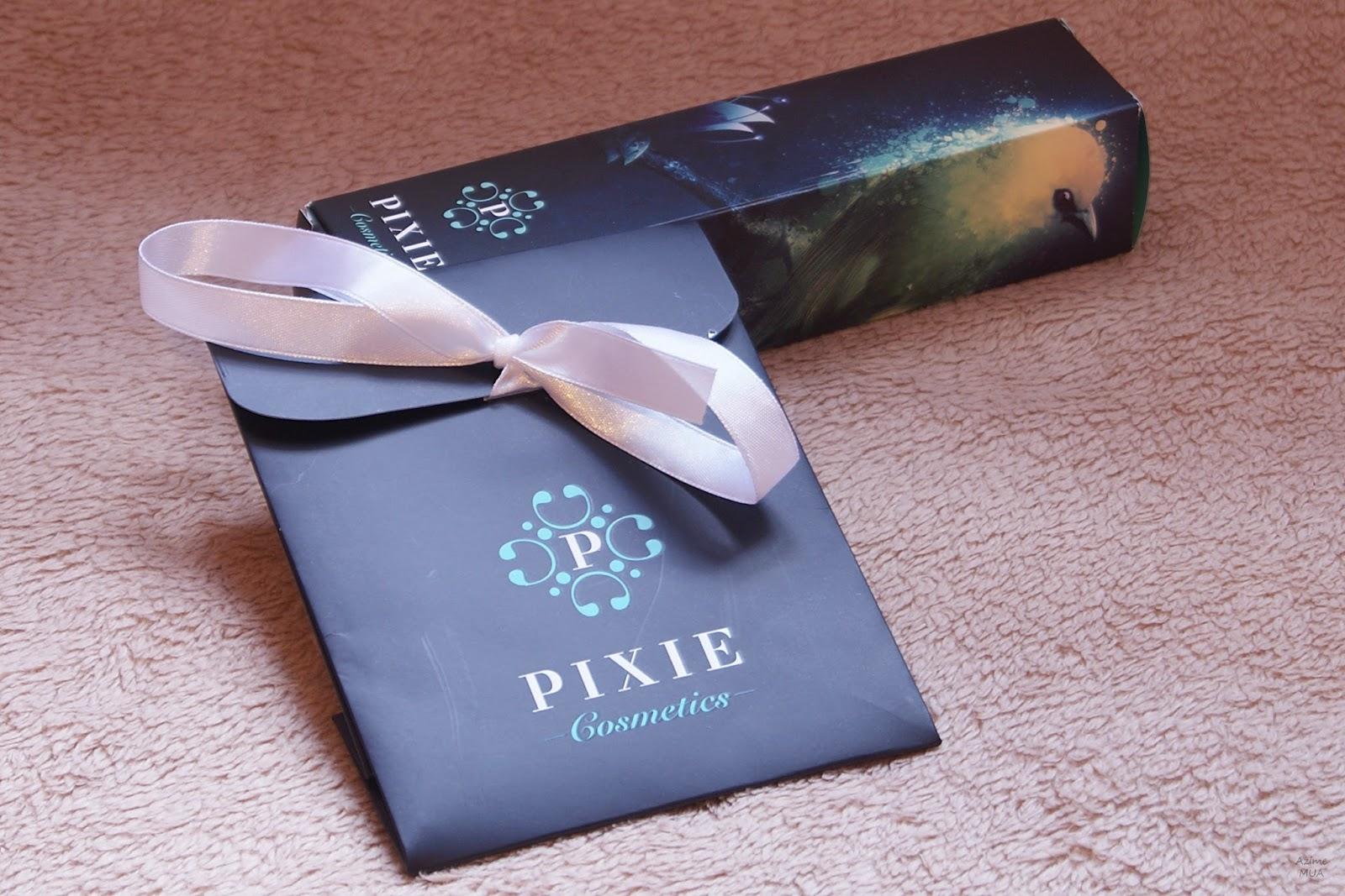 [193.] Pędzel Flat Top od Pixie Cosmetics.