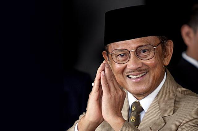Presiden Ketiga Indonesia, BJ Habibie Wafat