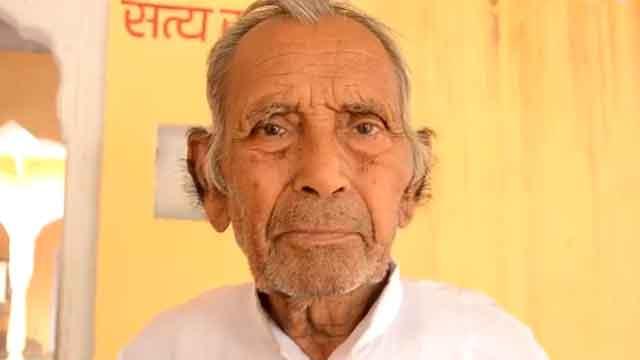 freedom fighter kalidas swami