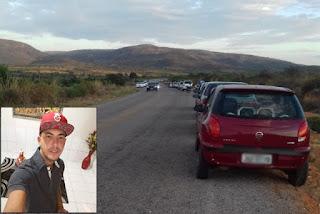 Jovem desaparecido é encontrado morto na BA-148, em Jussiape