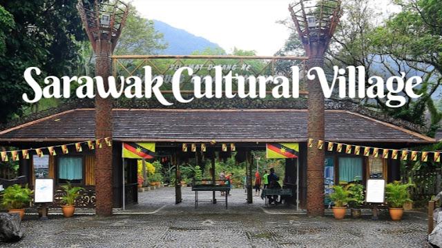 Kampung Budaya Sarawak Culture Village