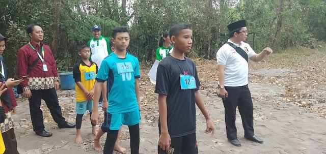 Suport Langsung Gubernur. Atletik Lari Sulut Diajang Porsadinas Bangka Belitung Melaju ke Babak Semi Final