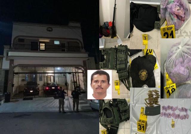 Con las siglas del CNLNG Cártel Nuevo León Nueva Generación El Mencho inicia a conquistar la frontera con celula especial