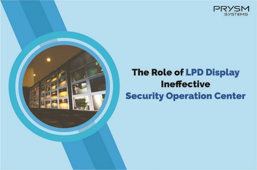 Role of LPD Display