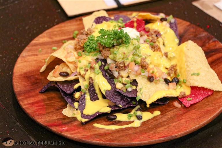 Nachos Suprema, Everything Bottomless, Eat-all-you-can Encima