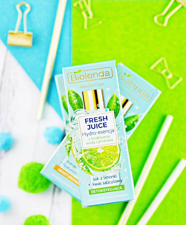 bielenda fresh juice esencja