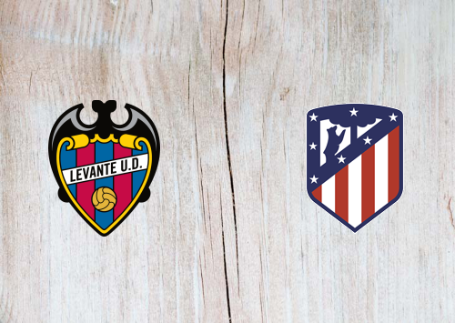 Levante vs Atletico Madrid -Highlights 23 June 2020