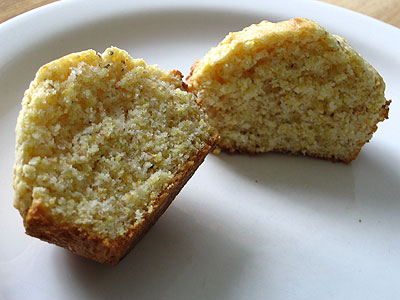 Quick and Easy Cornbread Muffins