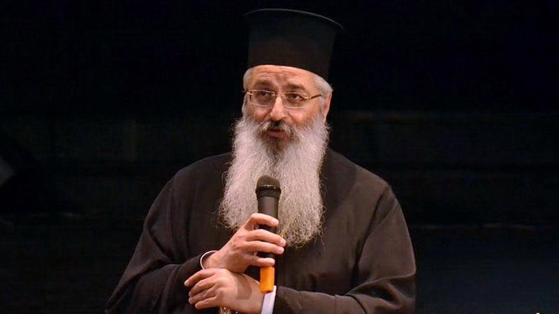 Ομιλία Μητροπολίτου Αλεξανδρουπόλεως κ. Ανθίμου κατά την Αποκαθήλωση