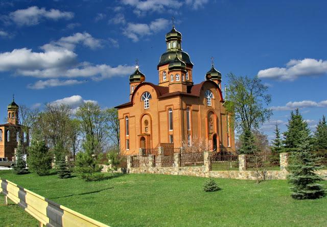 церковь в маломихайловке