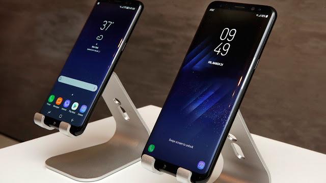 SAMSUNG Galaxy s8 e Galaxy s8 plus especificações