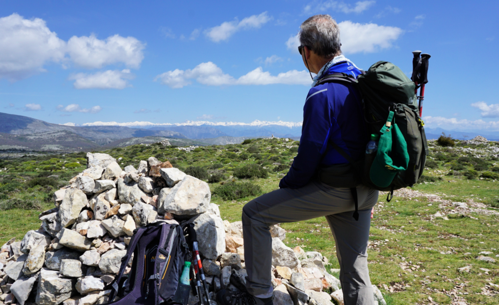 Puy de Naouri summit