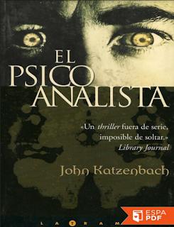 El Psicoanalista John Katzenbach ebook descarga inmediata