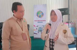 IWO Indramayu Latih Pelajar soal Pembuatan Konten Berita dan Video