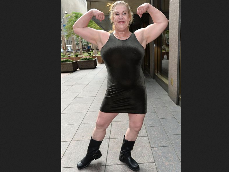 Nicole Bass, Bodybuilder, Wrestler, Actor