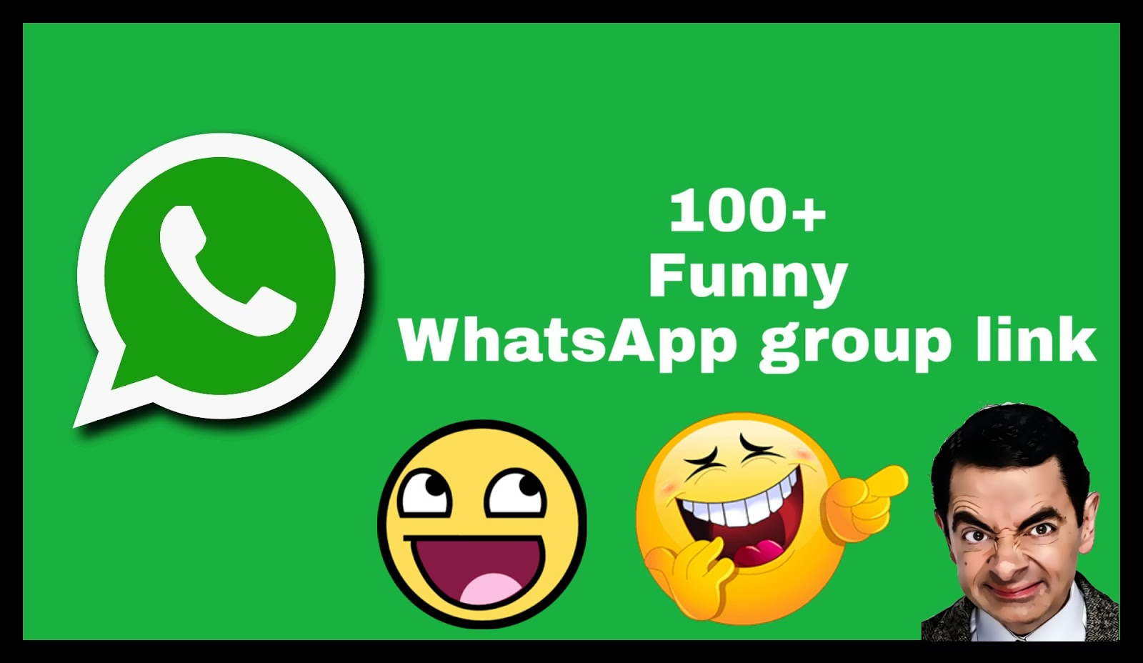 100+ (Active) Funny Whatsapp group link