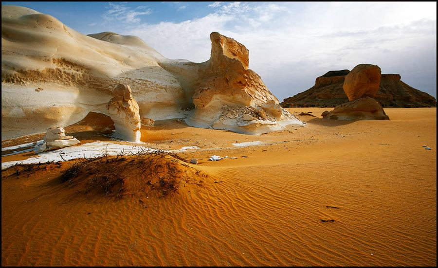 White Desert National Park Egypt 8
