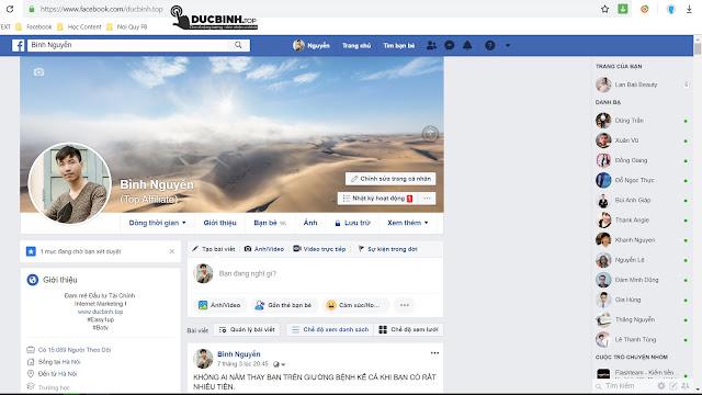 Bán nick Facebook số lượng lớn Chất Lượng – Giá rẻ – Uy Tín