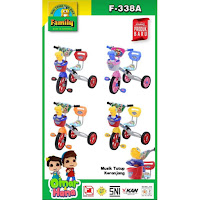 family f338a omar hana official licensed tricycle