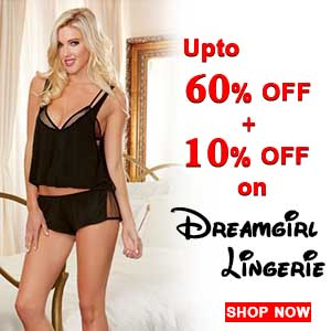 Dreamgirl Lingerie Offers