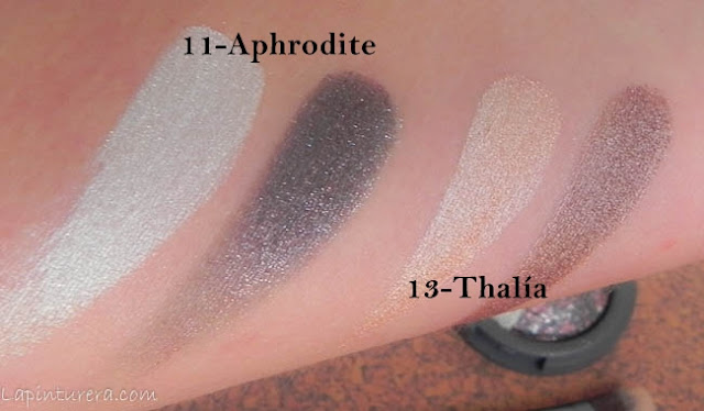 swatches sombras dobles