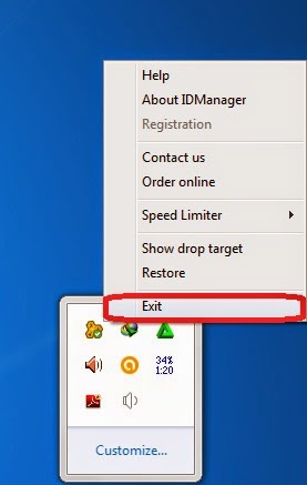 "Langkah mudah menghilangkan PopUp notifikasi ""fake serial number"" Internet Download Manager 100% works!"