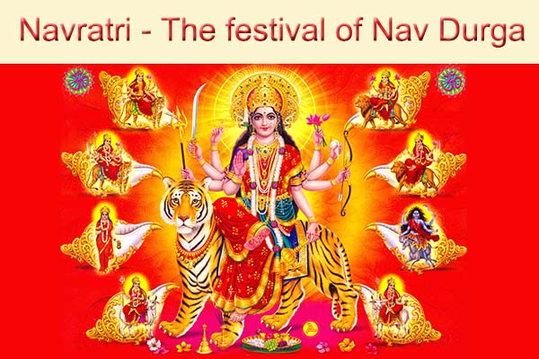 Happy Navratri 2017 Wallpapers For Whatsapp