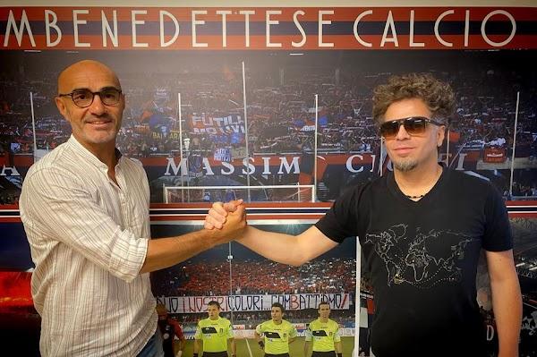 Oficial: Sambenedettese, firma el técnico Paolo Montero