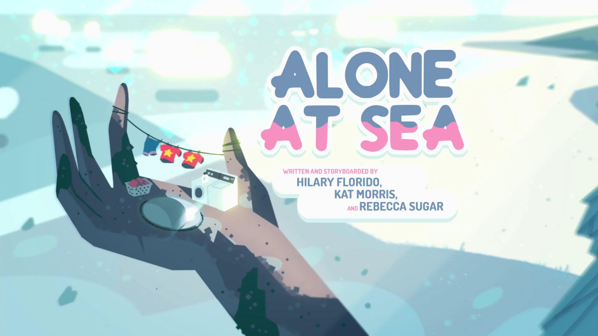 Steven Universo - Sozinhos no Mar
