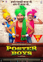 Poster Boys 2017 Full Movie [Hindi-DD5.1] 720p DVDRip ESubs HD Free Download
