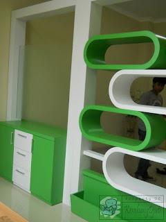 Jasa Partisi Ruangan + Furniture Semarang