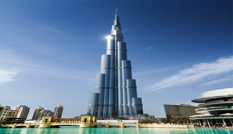 The Top 100 Countries With the Tallest Buildings #infographic