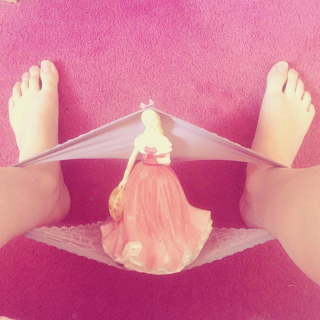 #PantyChallenge