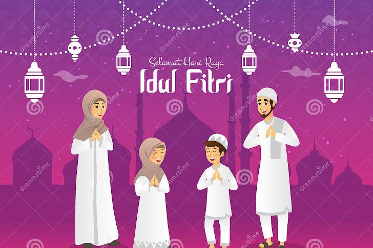 Khutbah Idul Fitri: Memaknai Idul Fitri yang Penuh Kasih Sayang