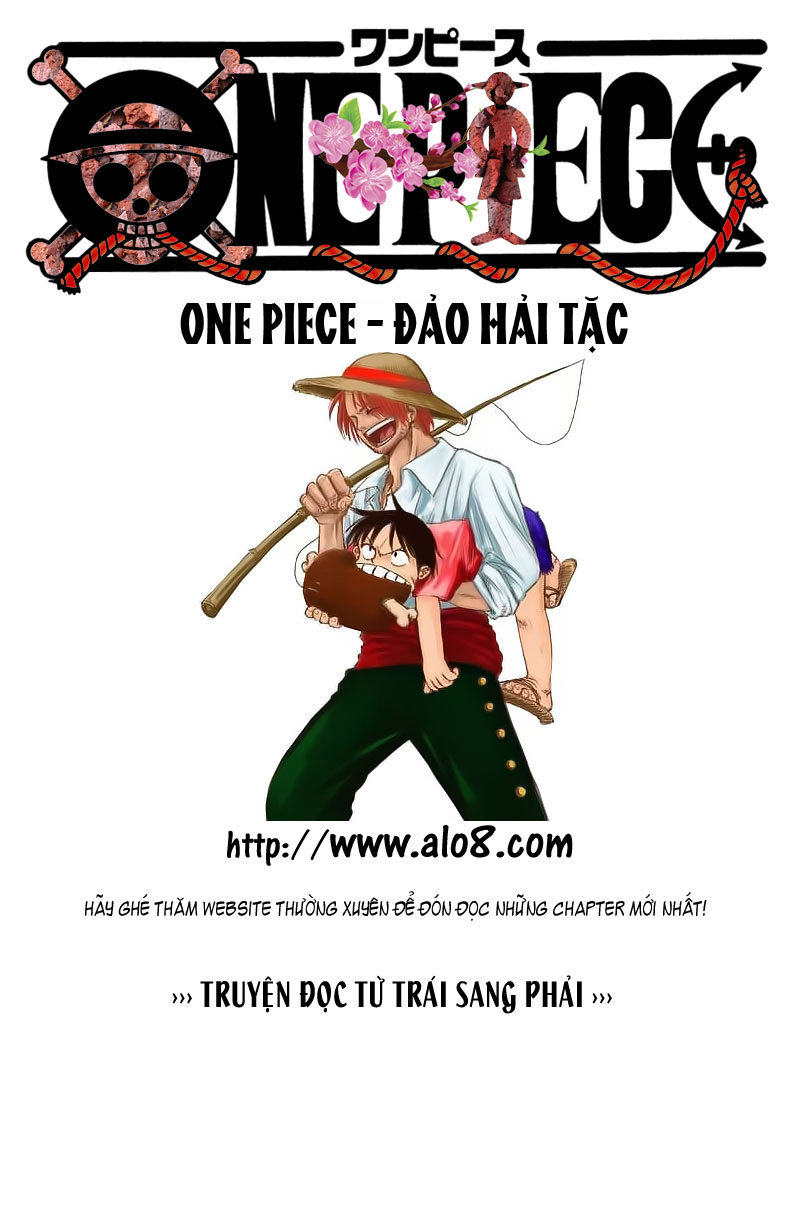 One Piece Chap 342
