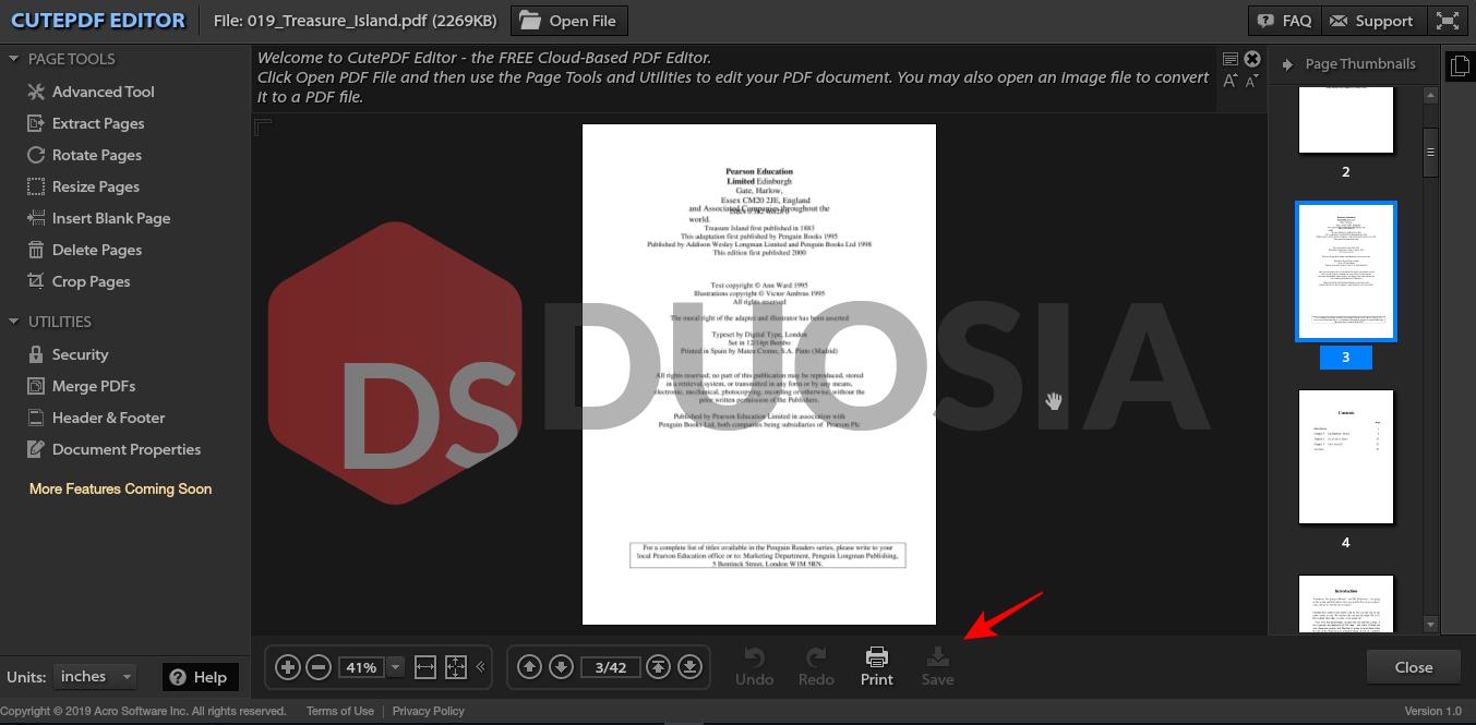 cara mudah edit pdf tanpa software