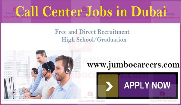 Jobs and careers in Gulf countries,  jobs with benefits in Dubai,