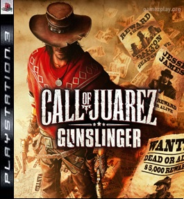 Call of Juarez Gunslinger PS3 Torrent