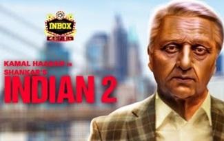 Indian 2 Massive Update | Kamal | Shankar | inbox