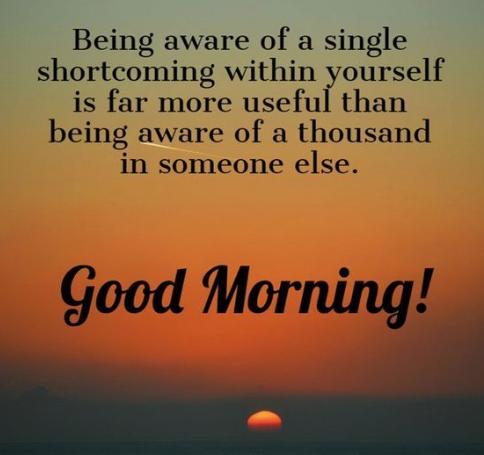 Good Morning motivational quotes with Images