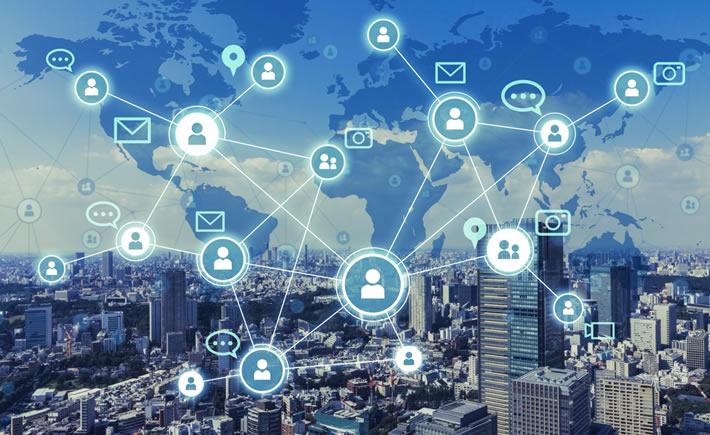 IoT y blockchain también forman parte de la era de revolución tecnológica, y podemos esperar ver muchas aplicaciones de aprendizaje automático vinculadas a las redes IoT y blockchain. (Foto: Cortesía)