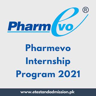 Pharmevo Internship Program 2021