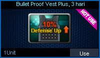 Bullet Proof Vest Plus